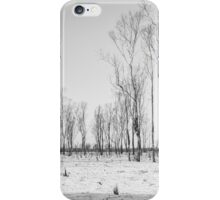 Lake Albacutya Track iPhone Case/Skin