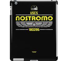 Alien Nostromo Distressed iPad Case/Skin