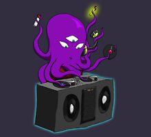 DJ Octopus Unisex T-Shirt