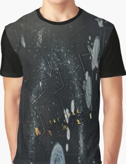 Space Dogs Official T Graphic T-Shirt
