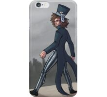 Mad Hatter Danny (Sexbang) iPhone Case/Skin