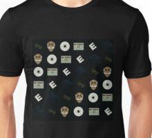 Mr. Robot Pattern Unisex T-Shirt