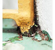{ Corners: where the walls meet #13 } Photographic Print