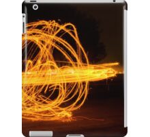 Sparkler Ball iPad Case/Skin