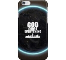 God Over Everything Merchandise - Phone Cases iPhone Case/Skin