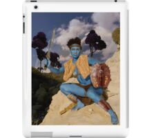 Negotiations were going well iPad Case/Skin