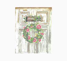 Essential Oils Grapefruit Wreath Unisex T-Shirt