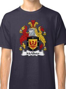 McAllister Coat of Arms / McAllister Family Crest Classic T-Shirt