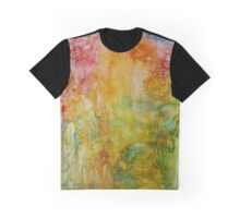 Paper Flowers Graphic T-Shirt