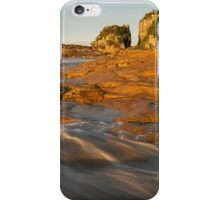 Gold Rush at Crowdy Bay iPhone Case/Skin