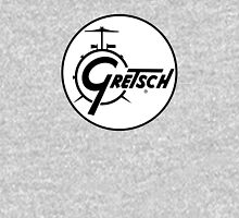GRETSCH CIRCLE WHITE Unisex T-Shirt