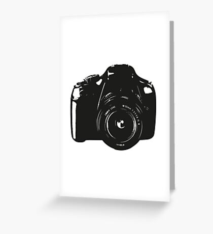 A Camera is a Way to Capture Moments Forever Greeting Card