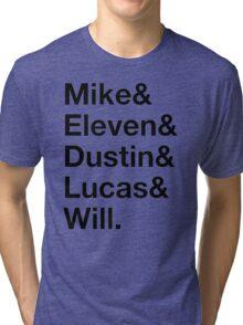 Boys - Stranger Things Tri-blend T-Shirt