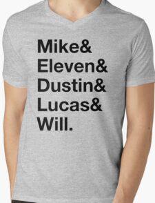 Boys - Stranger Things Mens V-Neck T-Shirt