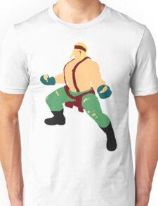 Minimalist Alex (Street Fighter Five) Unisex T-Shirt