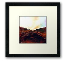 It Is Not Meant To Be_ Framed Print