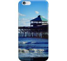 Folly Pier iPhone Case/Skin
