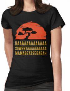BAAAAAAAAAAAAA SOWENYAAAAAAAAAA MAMABEATSEBABAH Tee Shirt Womens Fitted T-Shirt