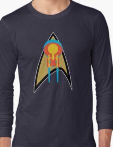 Star Trek - Enterprises & Logo Long Sleeve T-Shirt