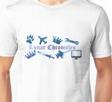 Lunar Chronicles Icons Unisex T-Shirt