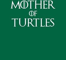 Mother of Turtles T Shirt Womens Fitted T-Shirt