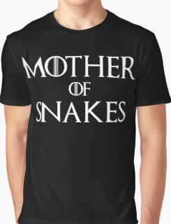 Mother of Snakes T Shirt Graphic T-Shirt