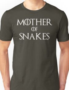 Mother of Snakes T Shirt Unisex T-Shirt