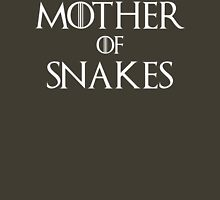Mother of Snakes T Shirt Womens Fitted T-Shirt