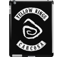 Yellow Kings iPad Case/Skin