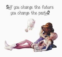 Final Fantasy XIII-2 Kids Tee