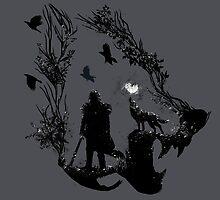 Lone Wolf by Whitebison