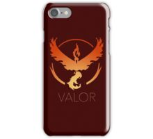 Pokemon Team Valor iPhone Case/Skin