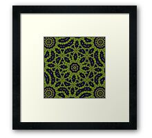 Wicked Web Framed Print
