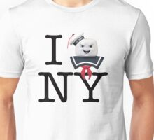 Ghostbusters - I Stay Puft New York Unisex T-Shirt