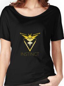 Pokemon Team Instinc Women's Relaxed Fit T-Shirt