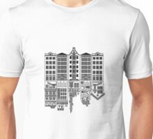 Building fronts of elsewhere  Unisex T-Shirt