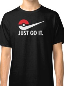 Just Go It! Classic T-Shirt
