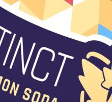 Instinct Soda Sticker
