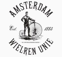 Amsterdam Bicycle Club One Piece - Short Sleeve