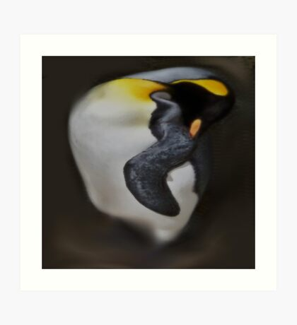Does My Bum Look Big In This Art Print
