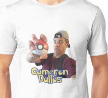 Pokemon Cameron Dallas  Unisex T-Shirt
