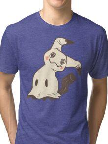 Pastel Mimikyu Tri-blend T-Shirt