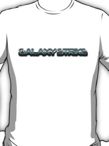 Galaxy Strike 3D - Logo T-Shirt