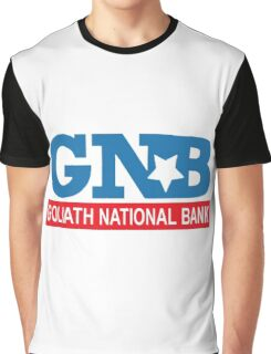 "HIMYM ""Goliath National Bank"" Graphic T-Shirt"