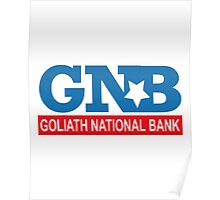 "HIMYM ""Goliath National Bank"" Poster"