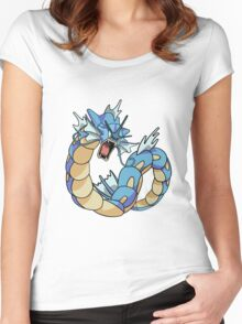 Pokemon - Gyarados Merch Women's Fitted Scoop T-Shirt
