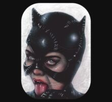 Catwoman Painting by Jason Wright