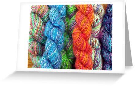 Fresh Yarns by Debra Rodriguez