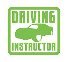 Driving Instructor  by jazzydevil