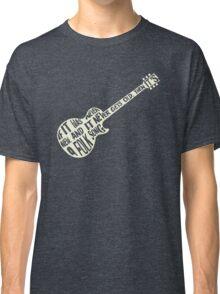 Hang Me, Oh Hang Me Classic T-Shirt
